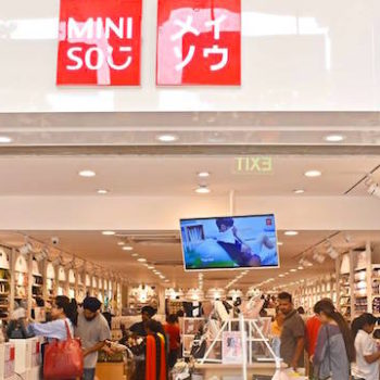 The perfect stop – miniso