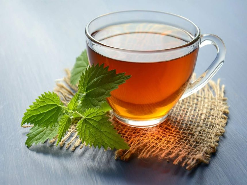 Detox tea for weight loss |DIY