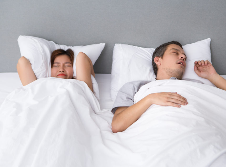 How to bear a snoring husband| lazy girl's tips|diy