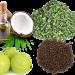 Best way to use amla for healthy hair | lazy girl's Hair oil DIY