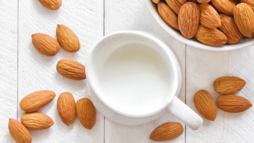 how to make an almond moisturizer for perfect skin   Lazy girl's DIY