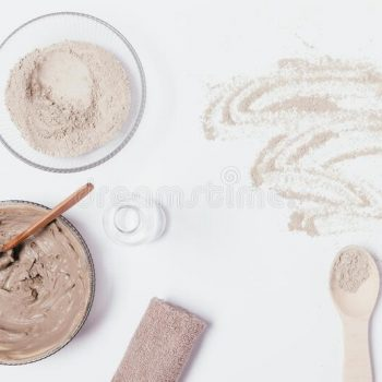 how to use kaolin clay for skin whitening | face mask and face wash DIY